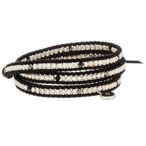 Chan Luu Evil Eye 3 Wrap Bracelet